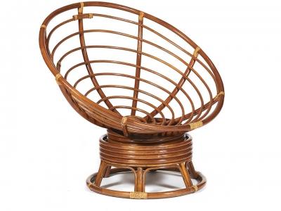 Кресло-качалка Papasan W23/01b без подушки Орех