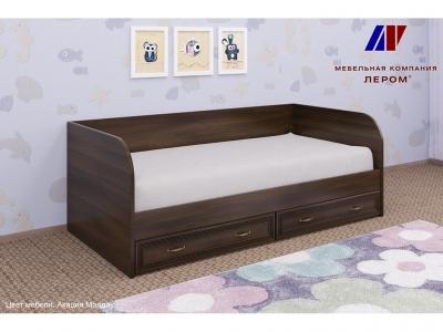 Кровать КР-1042 900х1900 Акация Молдау