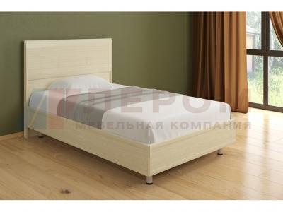 Кровать КР-2702 1400х2000 Дуб Беленый