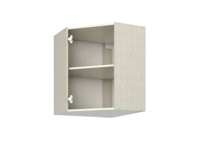 Шкаф навесной угловой 600х720х600 ПУ-60 лён
