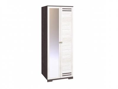 Шкаф для одежды 12 с зеркалом Бриз 80х218х59