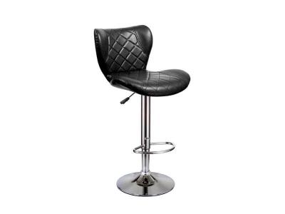 Барный стул Кадиллак WX-005 экокожа чёрный