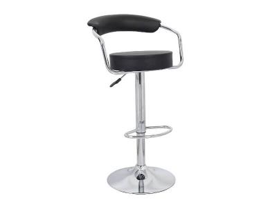 Барный стул Орион WX-1152 экокожа чёрный