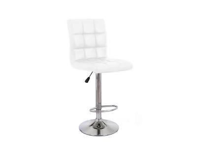 Барный стул Крюгер WX-2516 экокожа белый