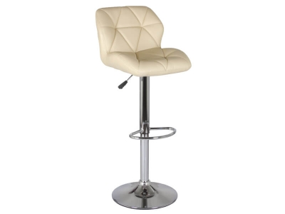 Барный стул Алмаз WX-2582 экокожа бежевый