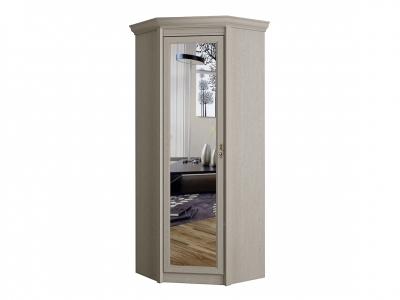 Шкаф угловой с зеркалом 641 Флоренция дуб гарвард 582х2315х461