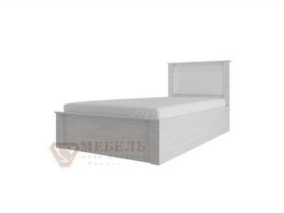 Кровать одинарная 900 Гамма 20 Ясень анкор светлый/ Сандал светлый