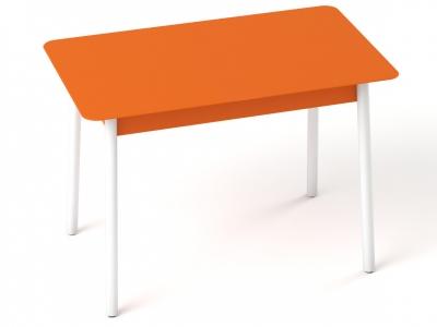 Стол с матовым стеклом Хайп Оранжевый акция