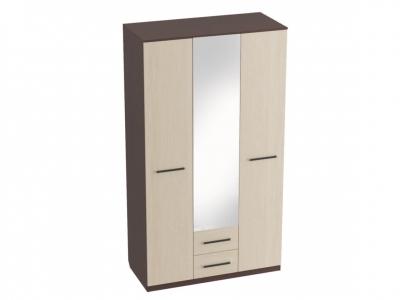 Шкаф 3-дверный Женева 1200 1200х520х2200