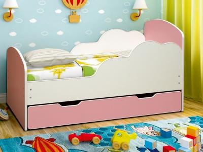Кровать детская Облака 1