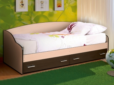 Кровать Софа No 4 900 Матрица