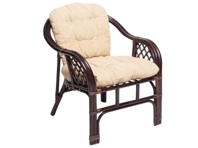 Кресло Маркос темно-коричневый