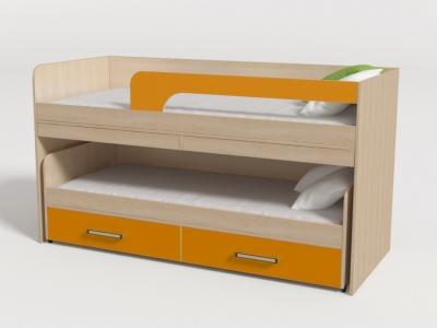 Кровать двухъярусная №11 манго