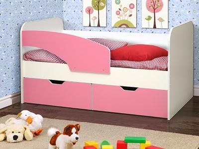 Кровать детская Дельфин лдсп