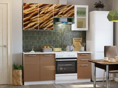 Кухонный гарнитур Риал Эко 1800 пшеница