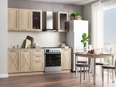 Кухонный гарнитур Легенда-33 1600