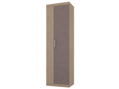 Шкаф 2-створчатый Макси дуб сонома-скала