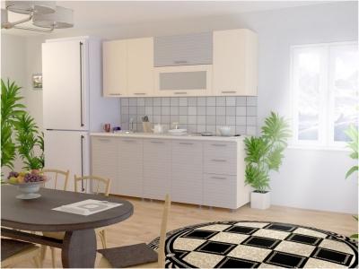 Кухня Модерн Ваниль 1800