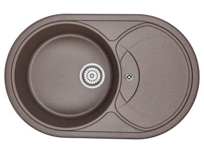 Кухонная мойка Granula 7801 Эспрессо