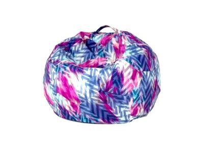 Кресло-мешок Мяч L кат.2 zetta violet