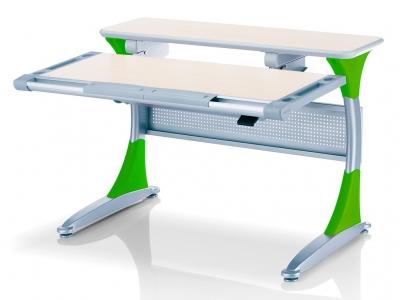 Парта Comf-Pro Harvard BD-333 TG-Z дуб-зеленый