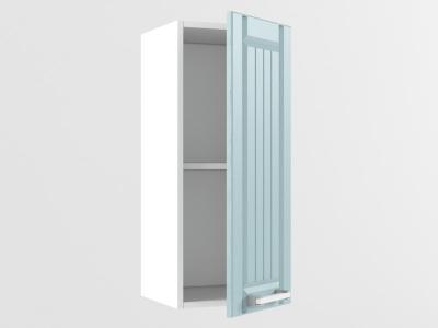 Верхний шкаф В 300 720х300х300 Прованс Роялвуд голубой