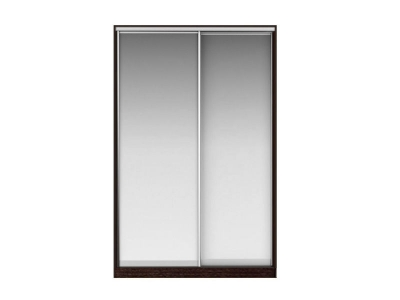Шкаф-купе Джонни Вариант 2 Фасады Зеркало