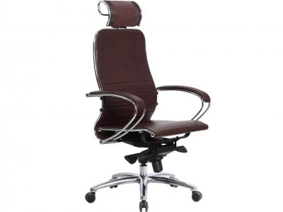 Компьютерное кресло Samurai K-2.04 темно-бордовый