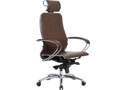 Компьютерное кресло Samurai K-2.04 темно-коричневый