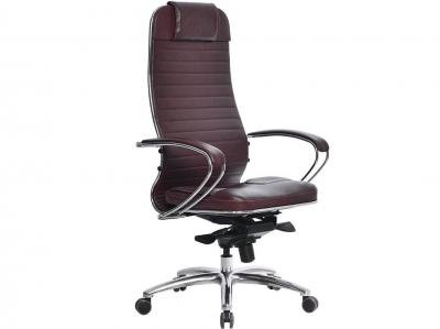 Компьютерное кресло Samurai KL-1.04 темно-бордовый