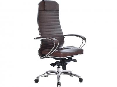 Компьютерное кресло Samurai KL-1.04 темно-коричневый