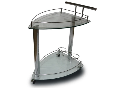 Столик сервировочный на колесиках SC 5068-CG