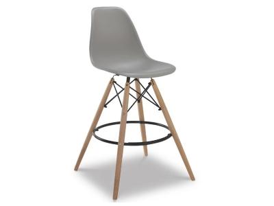 Барный стул SC 403 серый