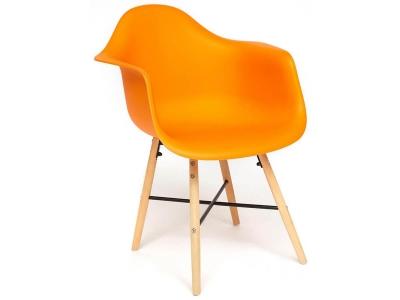 Кресло Secret De Maison Cindy Оранжевый (eames) (mod. 919)