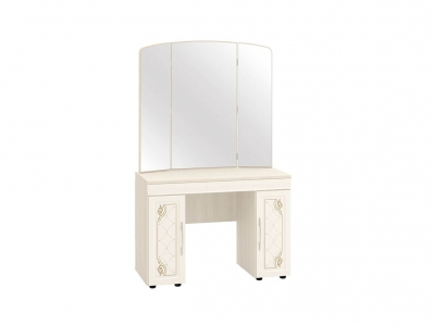 Туалетный стол с зеркалом 99.06 Версаль 1030х470х1700