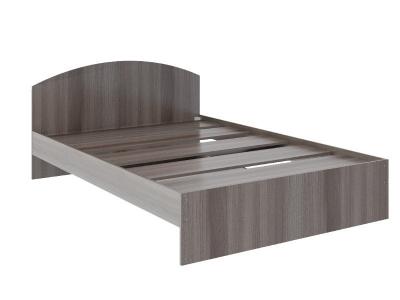 Кровать Веста 1.4 без ящика 2040x1440x700 шимо темный