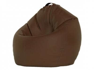 Кресло-мешок XXXL нейлон коричневый
