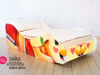 Детская кровать Зайка - Полли